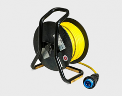 Wolf Safety Explosion Proof ATEX Cable Reel