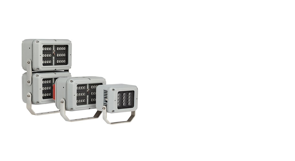 rayTEC Spartan Emergency Floodlight