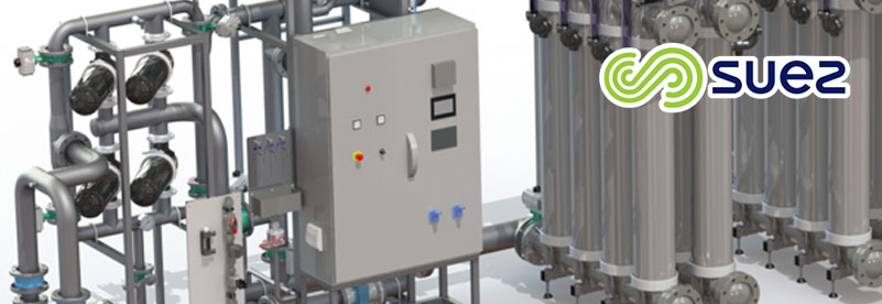 Suez ozone & UV treatment systems